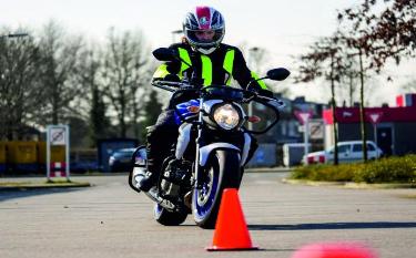 motorrijbewijs rotterdam