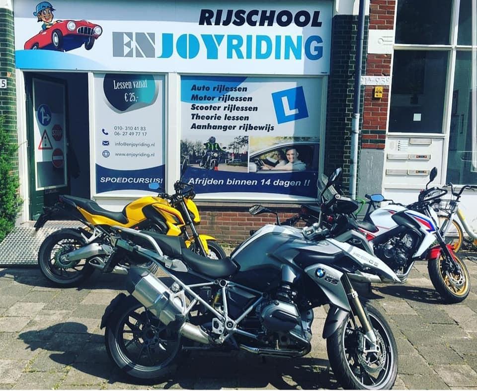 motorrijschool rotterdam