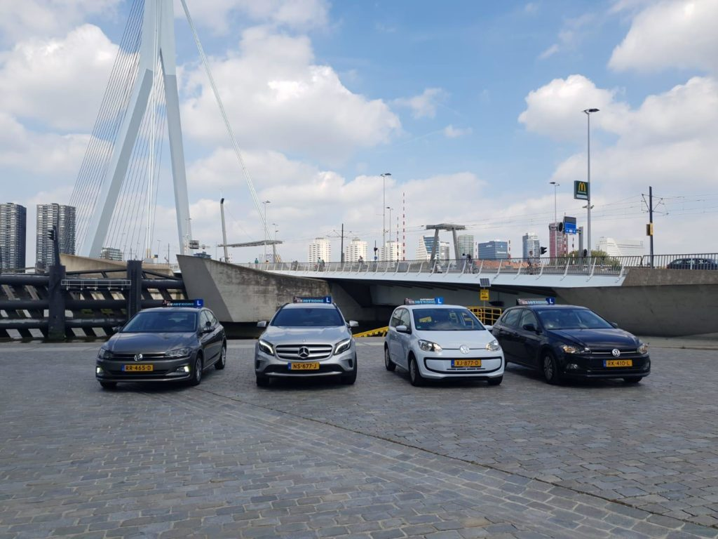 Rijlessen Rotterdam
